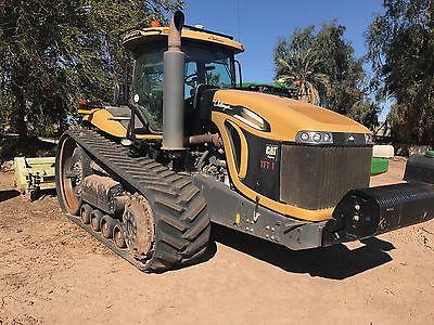 Challenger MT865C Track Tractor