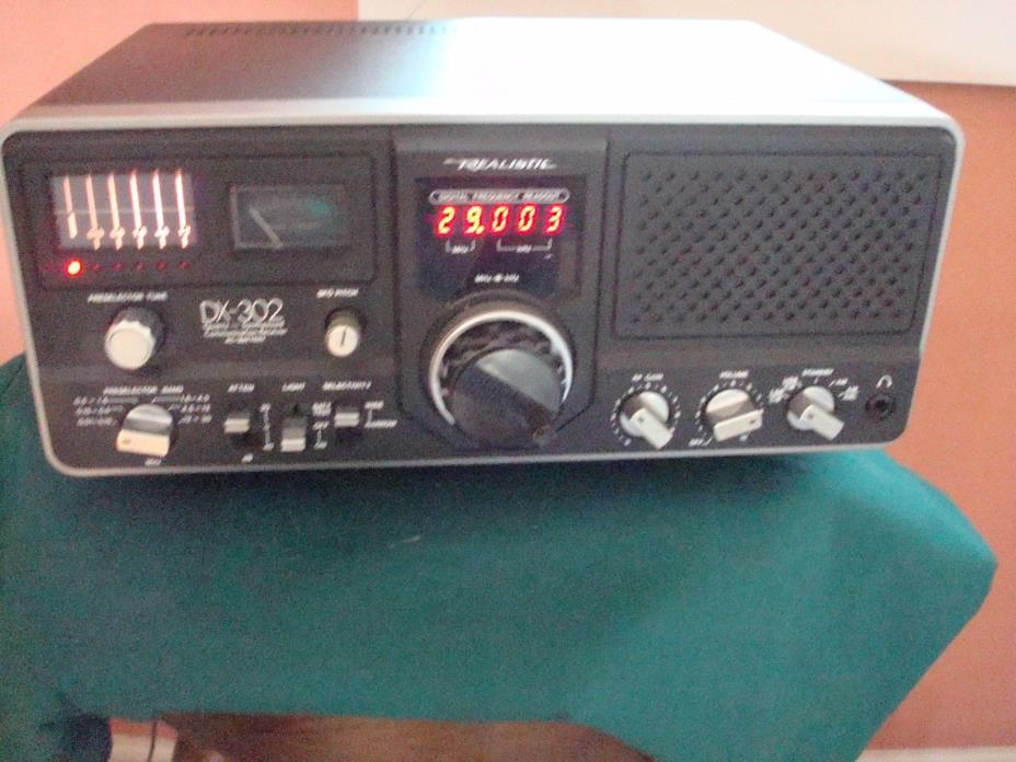 Realistic Dx 302 - For Sale Classifieds