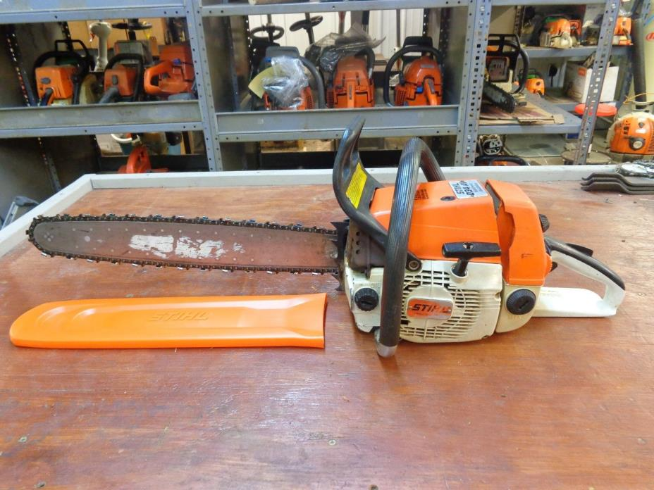 Stihl 034 AVEQ Chainsaw 20