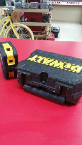 dewalt laser level DW08301