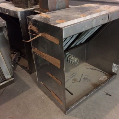 Used Commercial Kitchen Hoods