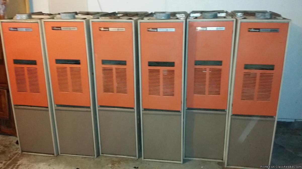 SPECIAL USED GAS FURNACE
