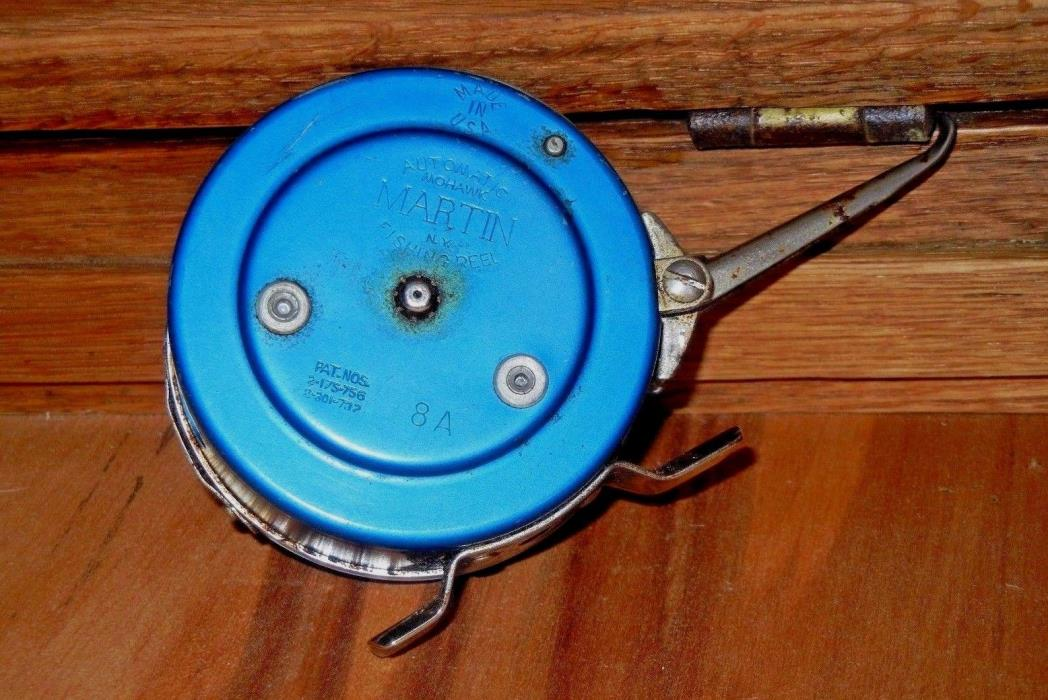 Martin fly reels for sale classifieds for Fly fishing reels ebay