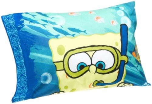 SpongeBob Sea Adventure Pillowcase