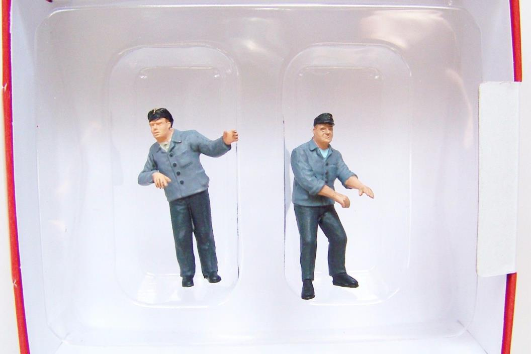 NEW  Preiser O 1:45 (lionel scale) 65372 Railroad Engineer & Fireman FIGURES