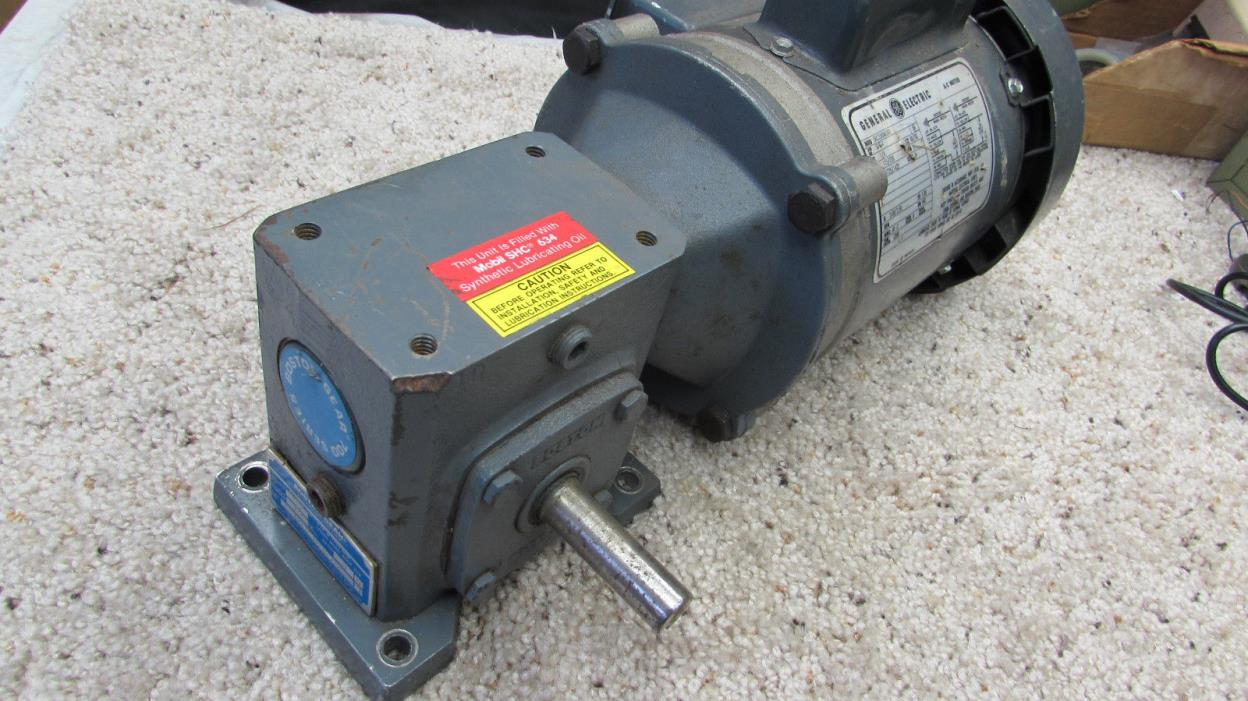 Boston Gear Motor For Sale Classifieds