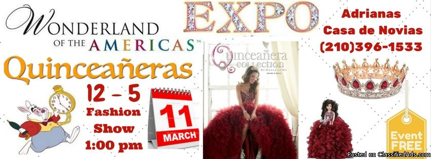Quinceanera /  Wedding Expo