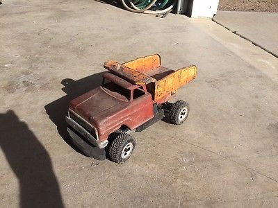 Vintage Tonka dump truck Traxxas Slash 1/16 4wd
