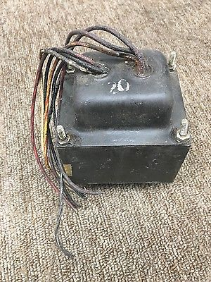 Vintage Fender Rhodes Suitcase Power Transformer L024073 NOS