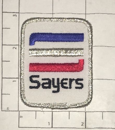 Sayers Trucking Patch - truck driver