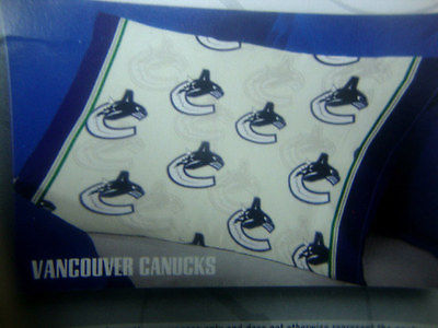 New NHL Hockey Vancouver Canucks Logos 1 Pillow case