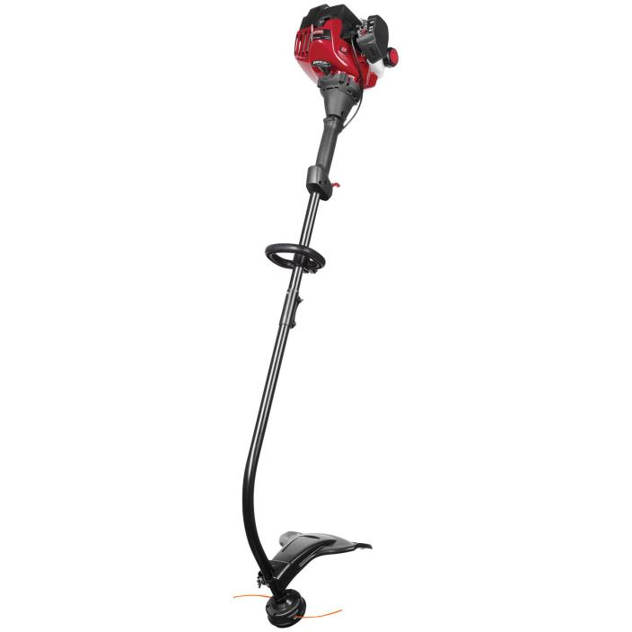 25cc 2-Cycle Curved Shaft Weedwacker Gas Trimmer