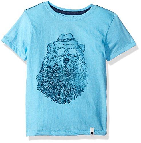 Lucky Brand Boys' Gentleman Bear T-Shirt