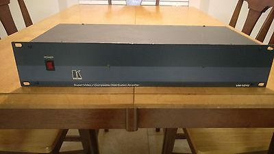 Kramer Super Video/Composite Distribution Amplifier VM-10YC