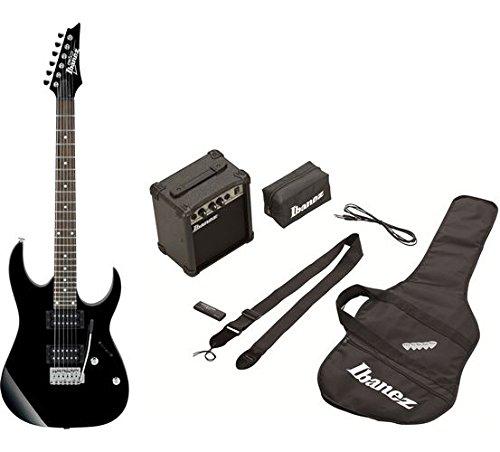 Ibanez IJRG220Z Jumpstart Electric Guitar Pack (Black)