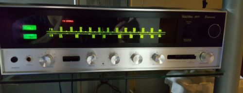 Vintage Sansui 4000 Solid State Am/FM Stereo Tuner Amplifier Receiver