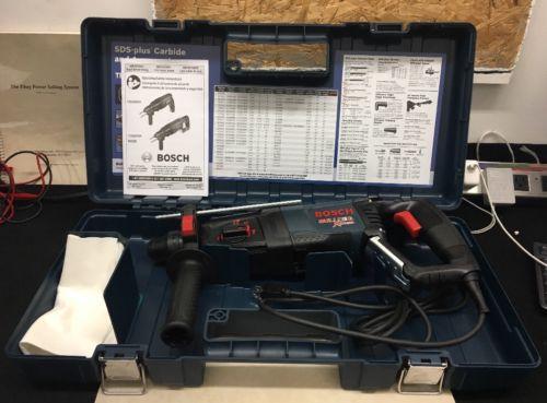 Bosch Bulldog Extreme 11255vsr Rotary Hammer Drill
