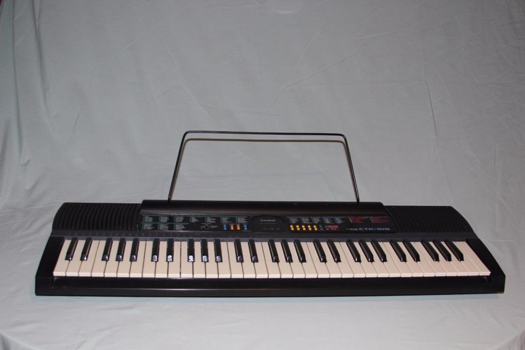 CASIO CTK-515 Keyboard