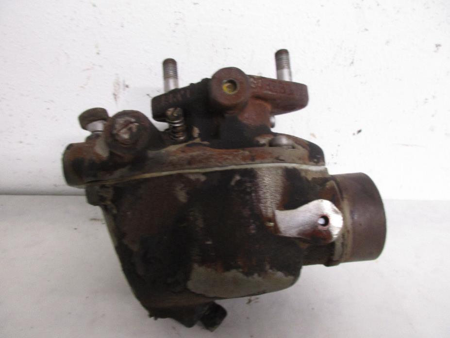 Ford 8N Tractor Original Marvel Carburetor CORE