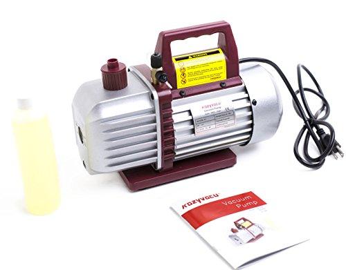 Kozyvacu, Single-Stage Rotary Vane Economy Vacuum Pump (4.5CFM, 5Pa