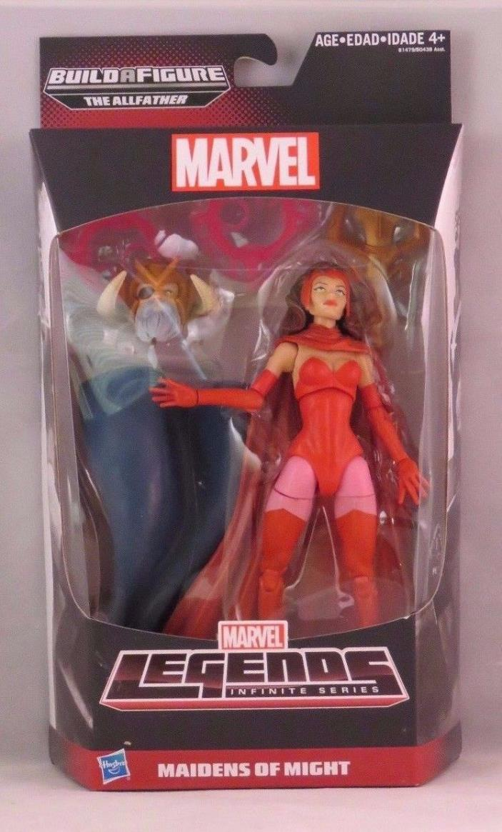 Marvel Legends Infinite Series SCARLET WITCH 6