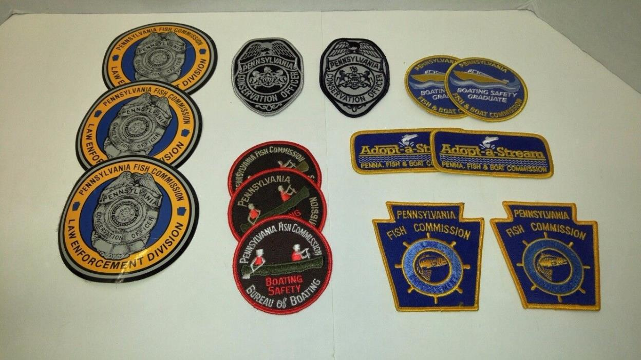 pa game commission patches sporting goods classifieds
