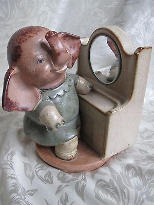 UC CTI JAPAN – Ceramic Elephant music box,