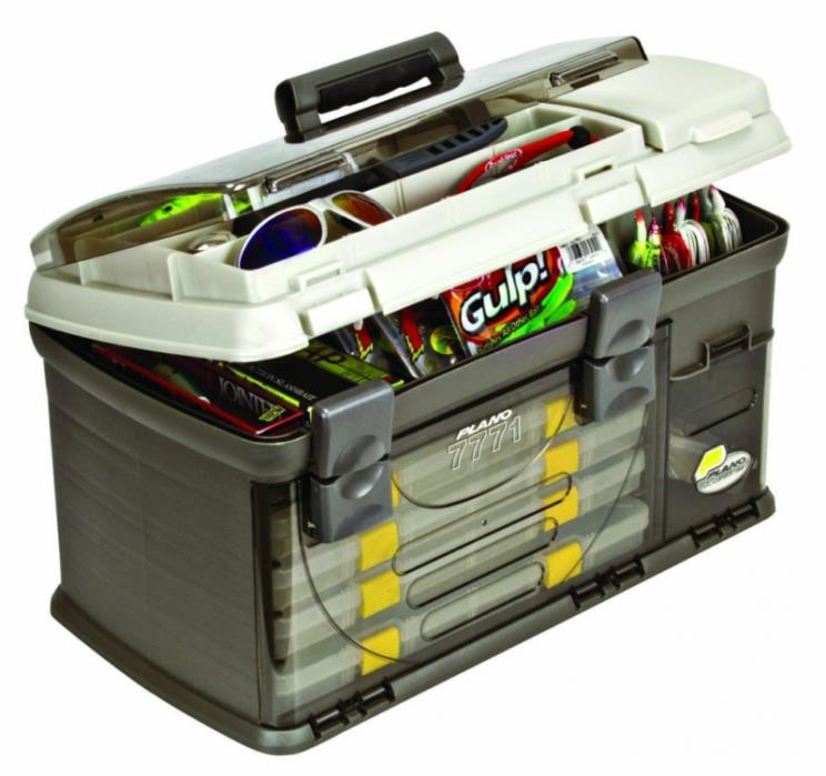 Tackle Box System Fishing Tackle Box Plano 7771 Guide Series