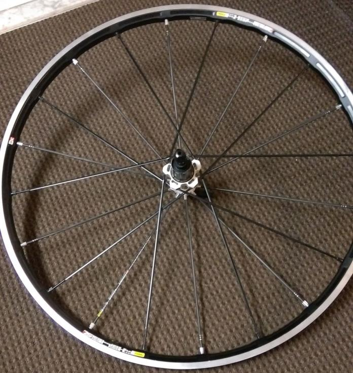 New Unused Mavic R Sys Sl Rear Tubular Wheel