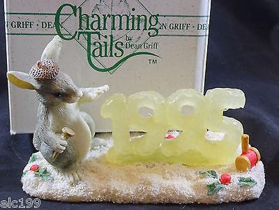Charming Tails Figurine Binkey's Ice Sculpture 1995
