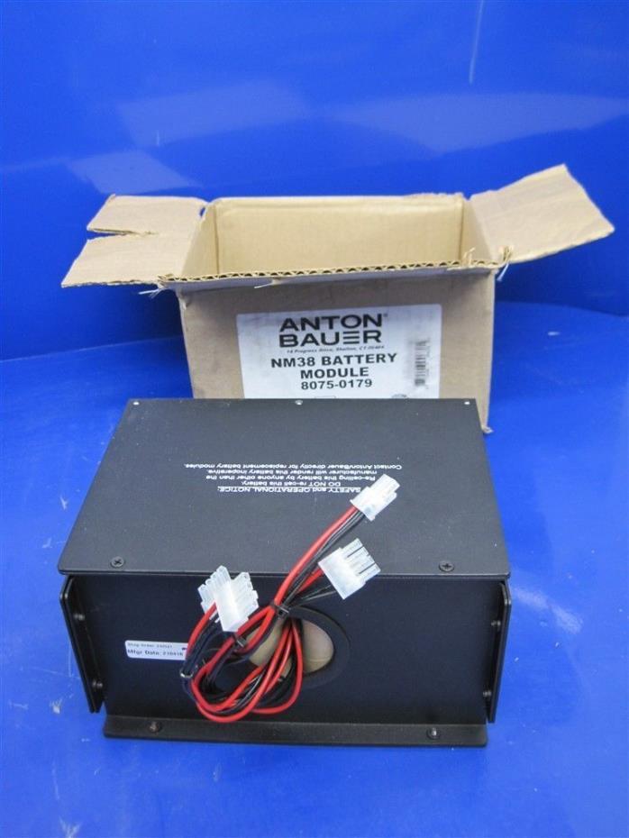 Anton Bauer NM 38 Battery Replacement Module -VCLX, VCLX-CA, VCLXS Recell Kit