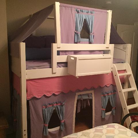 Kids Playscape Bed
