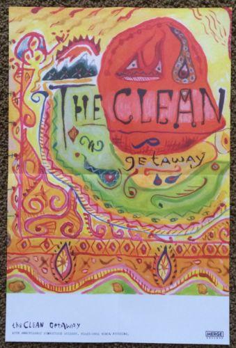 THE CLEAN Unused 12