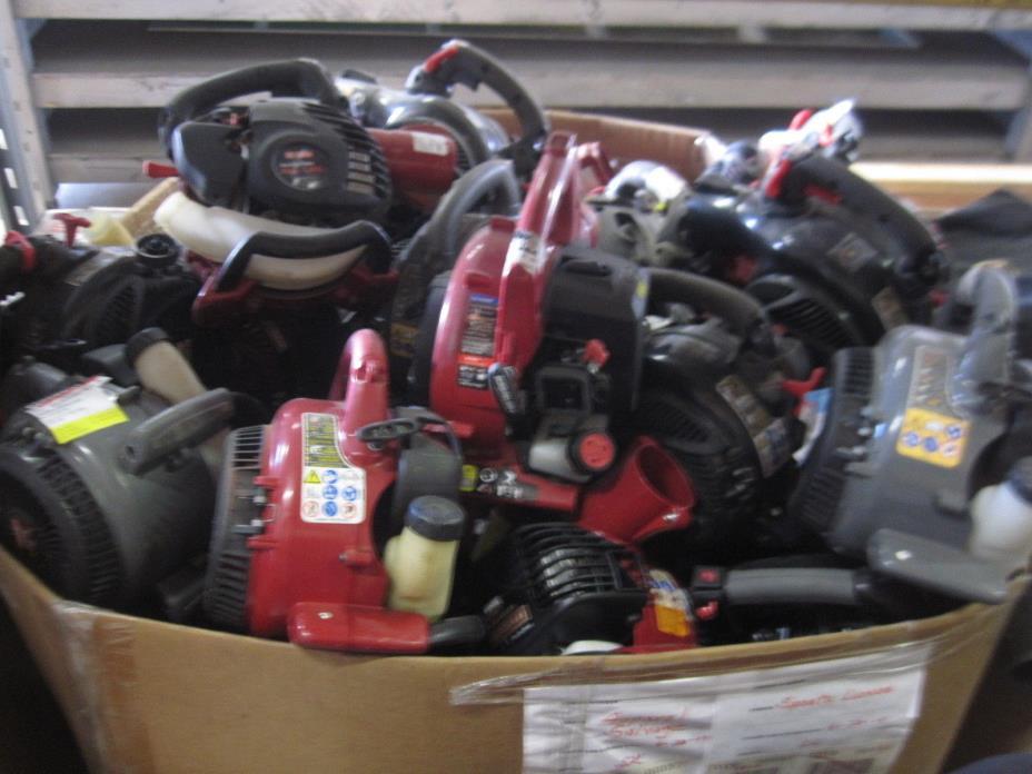 Lot of (30) Craftsman 25cc & 27cc Gas Blowers