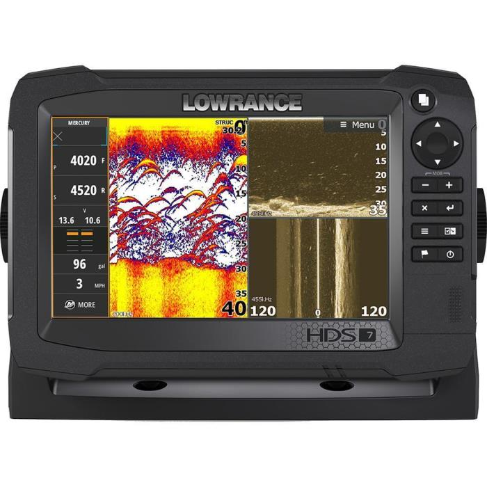 LOWRANCE HDS-7 Carbon , MFG# 3674-001--------------------------NEW!
