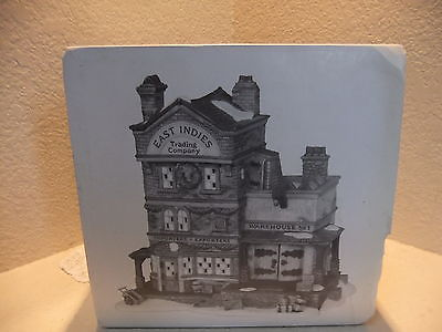 Dept 56 Dickens Village Series - 1997 EAST INDIES TRADING CO 58302 RETIRED 1998