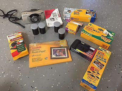 Large Random Expired Film Lot plus Cameras
