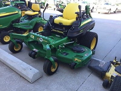2015 John Deere Z950R Zero Turn Mowers