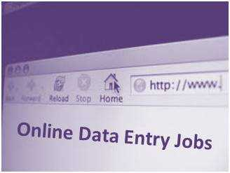 Work from home .data entry jobs, witout any investment
