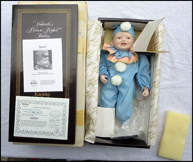 YOLANDA BELLO'S PICTURE PERFECT BABIES FIRST EDITION