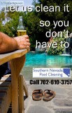 Pool Cleaning-Best Prices in Town-Even Better Service