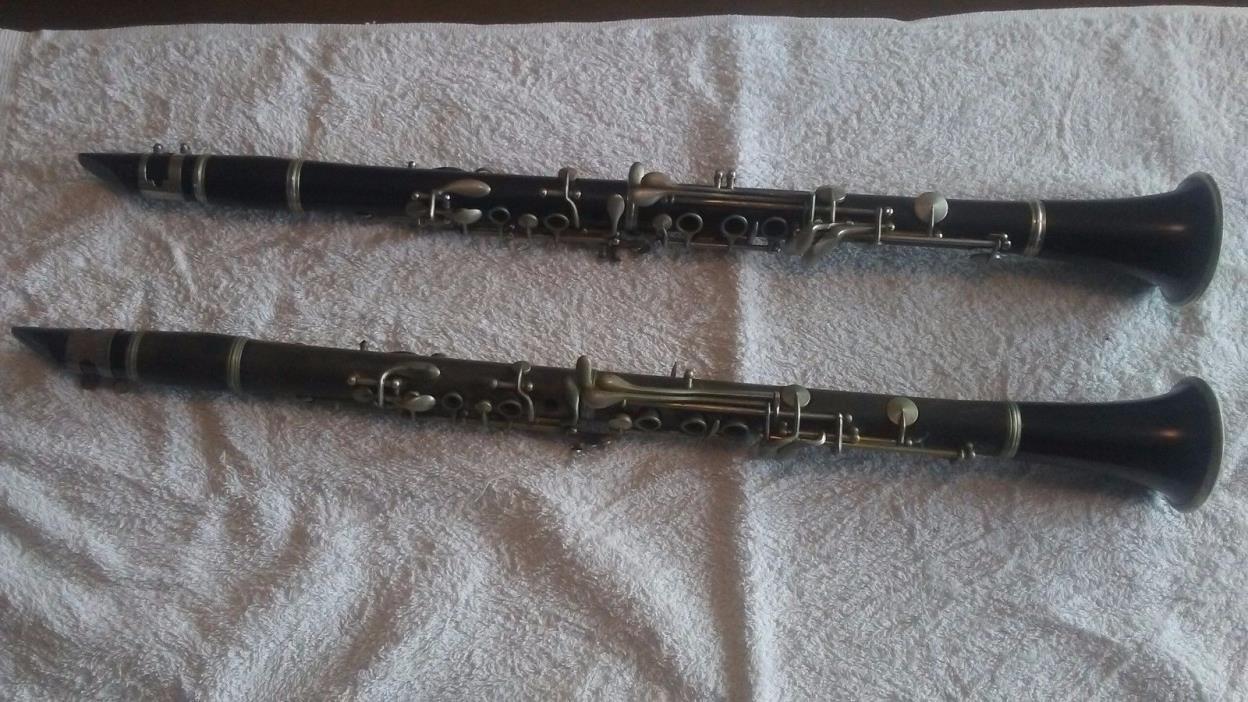 used clarinets