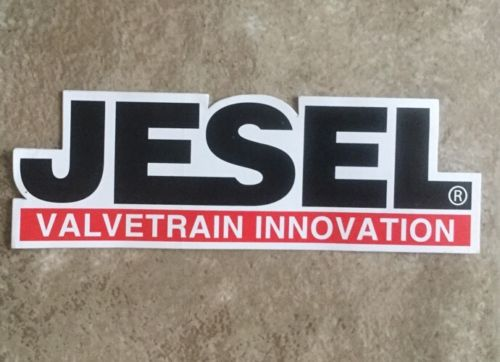 JESEL Decal Drag car racing, stockcar, Dirt Track, Hot Rod,Toolbox