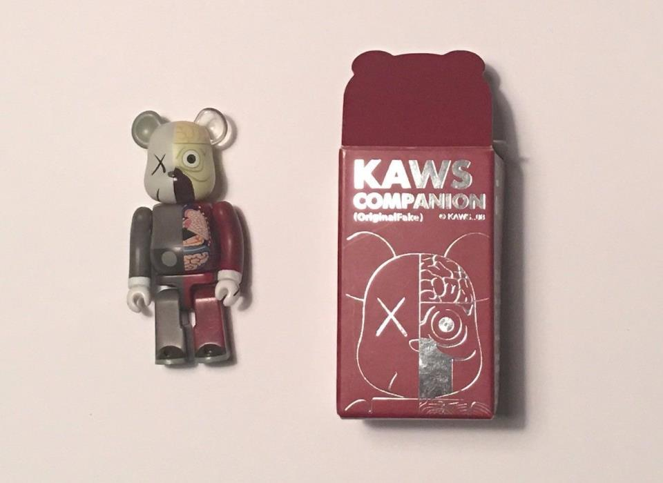 Kaws Dissected 100% Bearbrick Be@rbrick