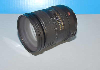 NIKON 18 - 200 MM F3.5 - 5.6, AF-S,DX-ER,VR LENS, LESS 790 CLICKS