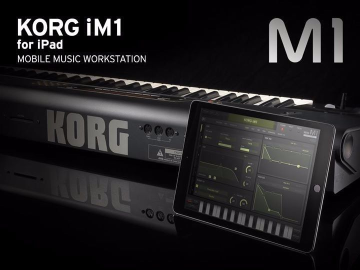 Korg M1 Sonidos Editados