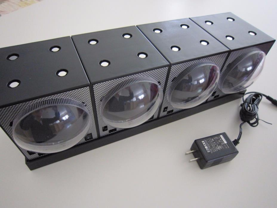 Brick watch winder base with 4 modules - never used