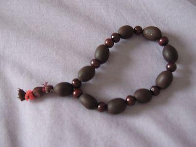 Lotus Seed Bracelet! Very Nice!
