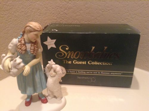 Snow babies The Wizard Of Oz