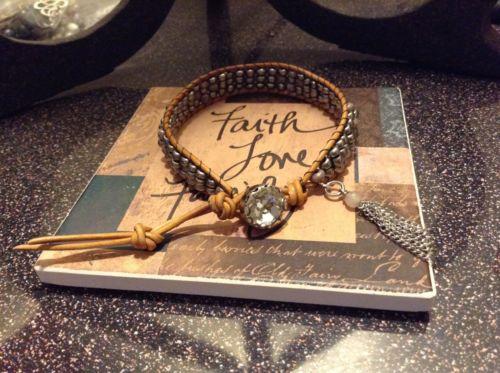 DR Wrap Bracelet